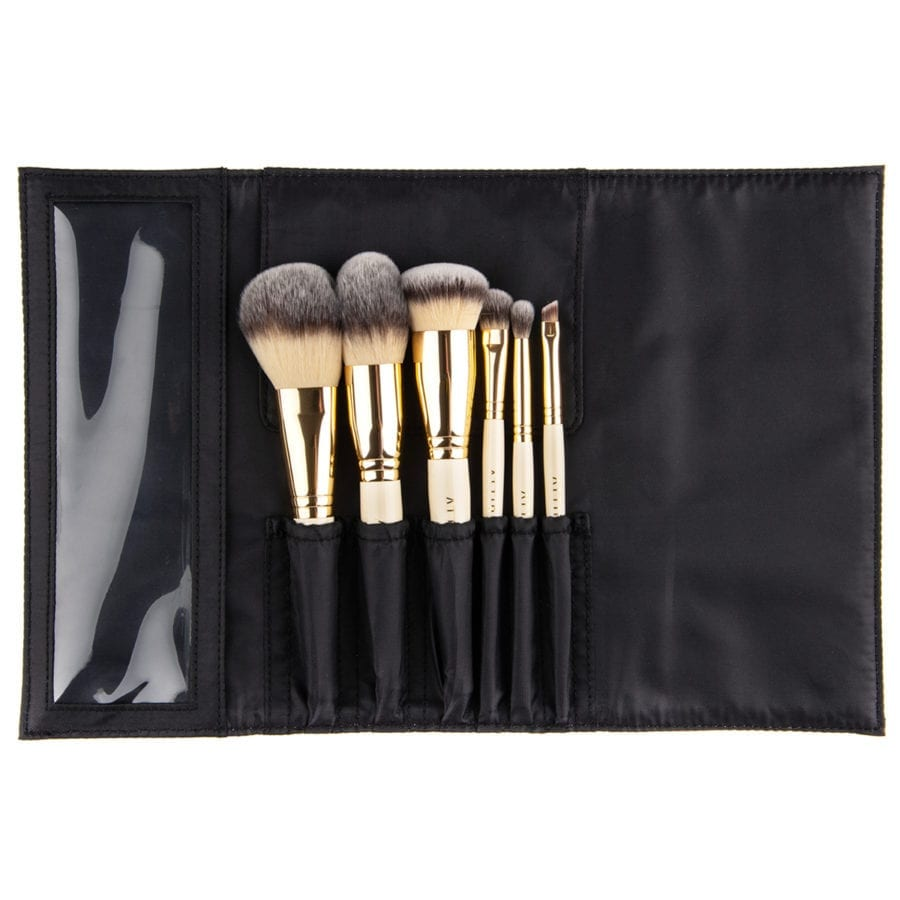 6pc Face Eye Brush Set 1